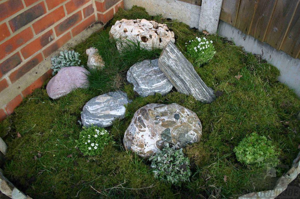 Рокарий, или японский сад