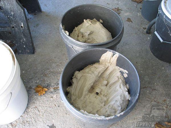 белая каолиновая глина